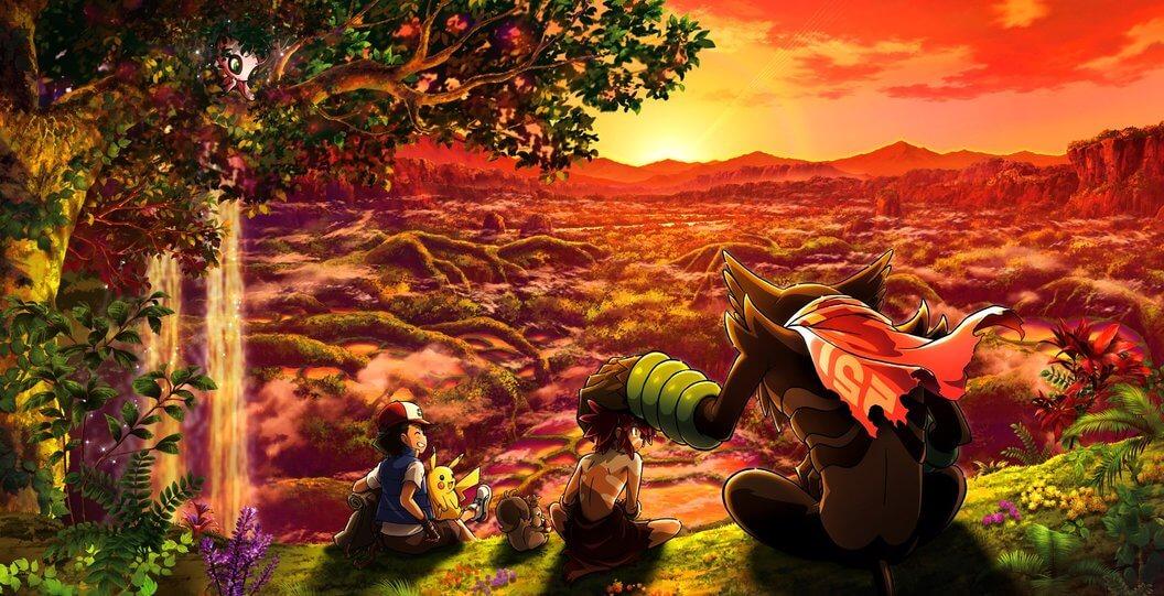 Pokémon Coco presenta un nuevo tráiler mostrando a Zarude y Celebi Shiny