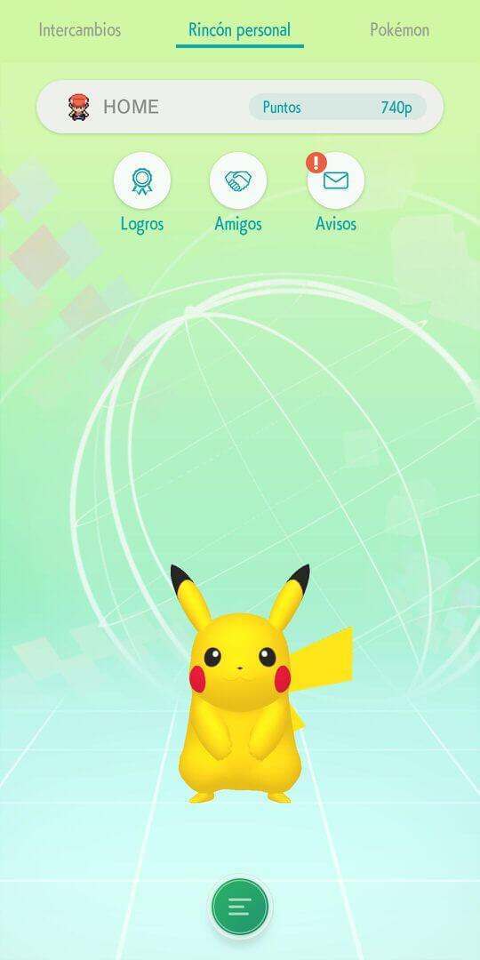Rincon Personal Pokemon Home