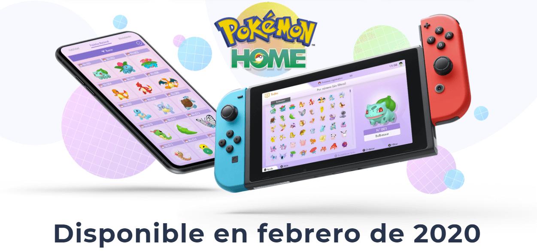 Pokémon Home nos revela muchos detalles