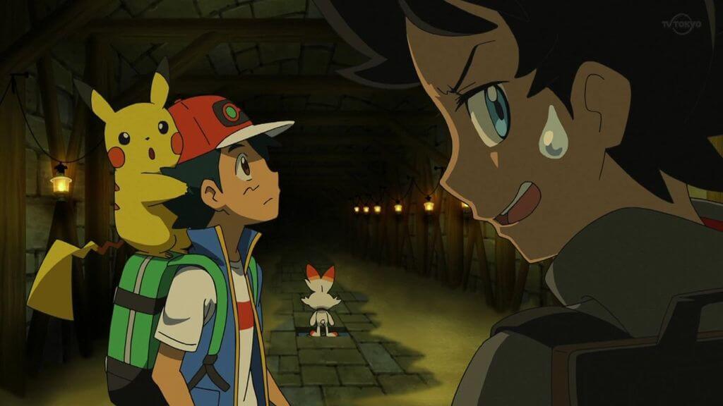 ▷ Capítulo 14 del nuevo anime de Pokémon - ¡Una Batalla de Incursión en las Ruinas!