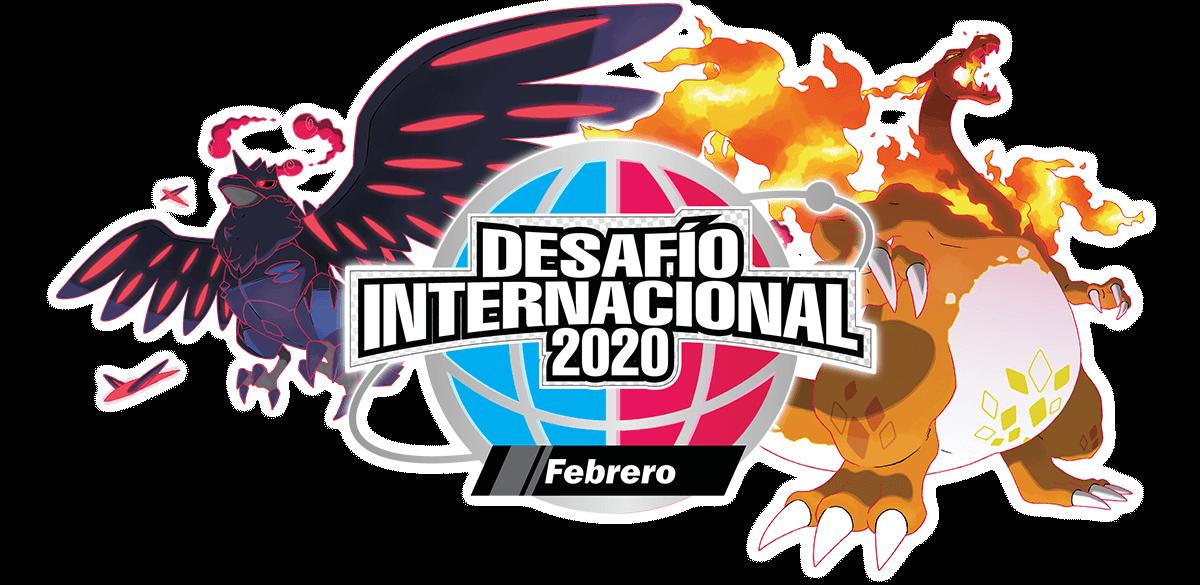 Pokémon anuncia el primer Desafío Internacional de Febrero 2020 para Pokémon Espada y Escudo