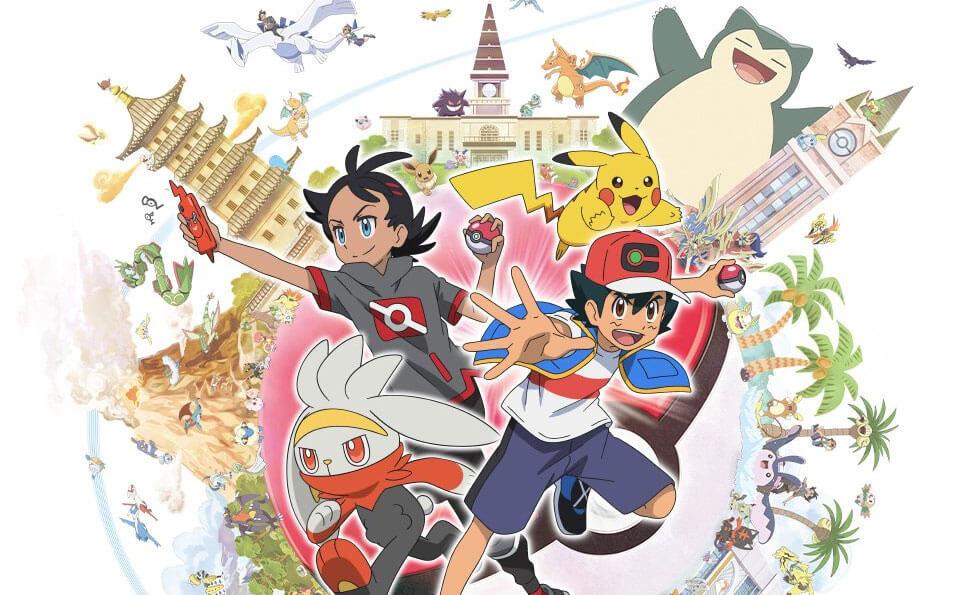 Títulos de los capítulos 33, 34 y 35 - Viajes Pokémon