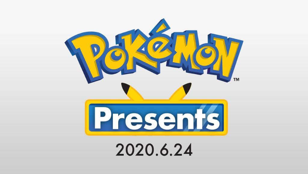 Segundo Pokémon Presents para mañana (24/06/2020)