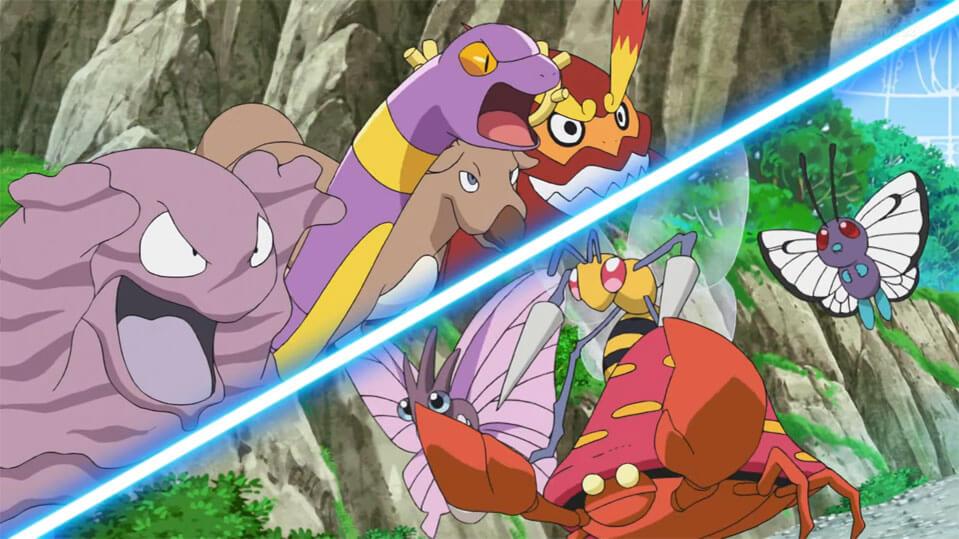 Capítulo 23 anime de Pokémon 2020