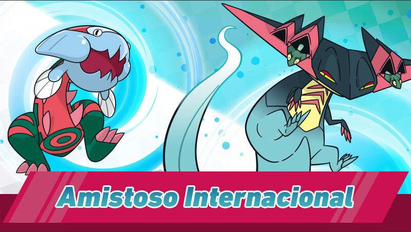 Anunciado el Torneo Amistoso Internacional en Línea 2020 para Pokémon Espada y Pokémon Escudo
