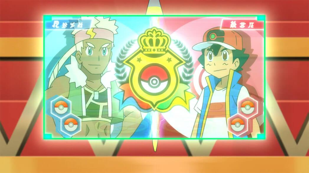 Capítulo 18 del nuevo anime de Pokémon - ¡Ash se une!