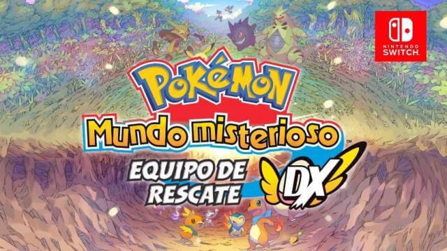 Pokémon Mundo Misterioso: Equipo de Rescate DX ya se encuentra disponible