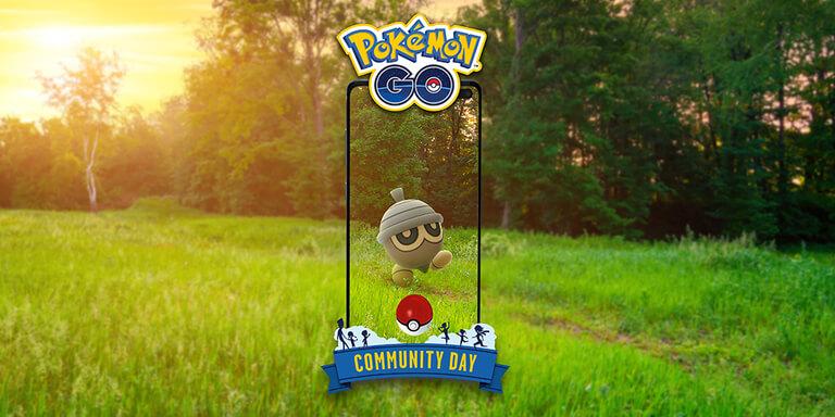 Seedot protagoniza el Día de la Comunidad de Pokémon Go este 24 de Mayo