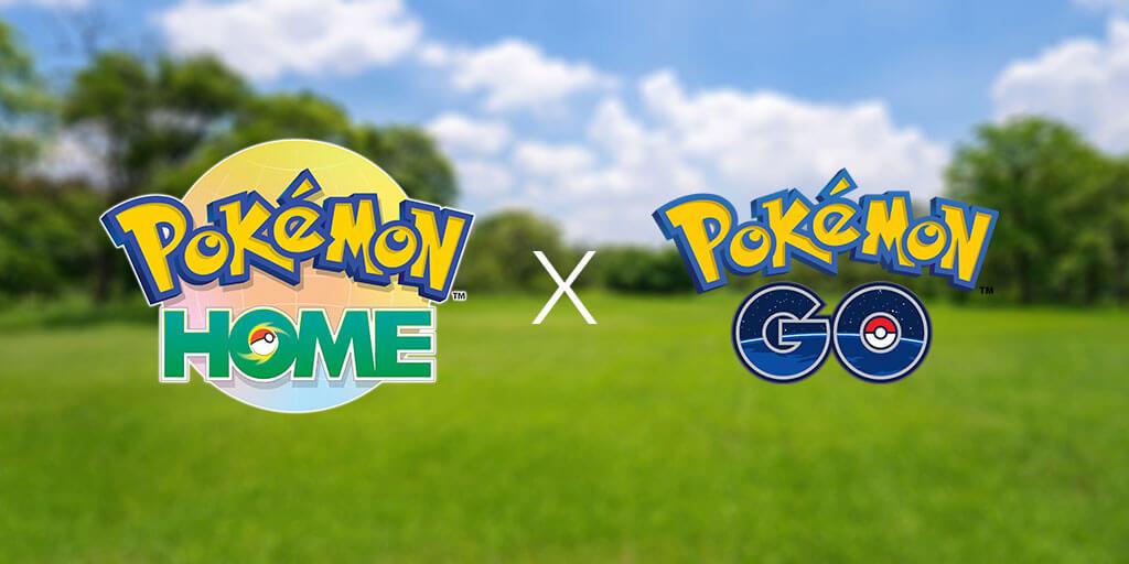 La conexión de Pokémon GO a Pokémon HOME ya está disponible