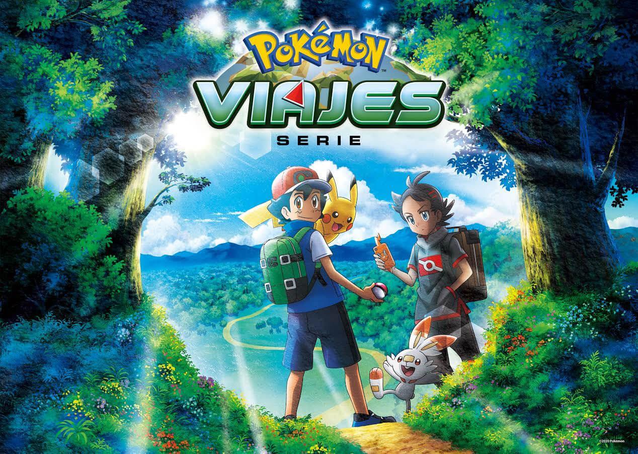 La Serie Viajes Pokémon llegará a España este 19 de Octubre a través de Boing