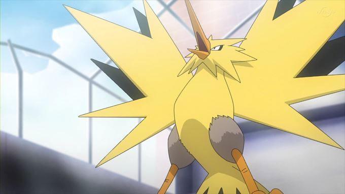 Capítulo 40 Anime Pokémon Viajes - ¡VS Zapdos! (Resumen)
