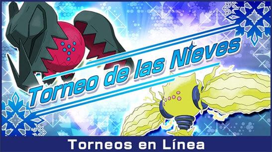 El Torneo de Las Nieves llega a Pokémon Espada y Escudo