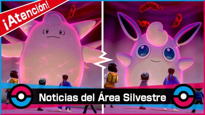 Nuevo Evento Dinamax con Pokémon que evolucionan con Piedra Solar y Lunar
