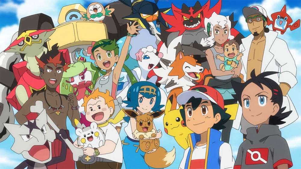 Capítulo 37 Pokémon Viajes - ¡Regresé! ¡Es un placer, Alola!  (Resumen)