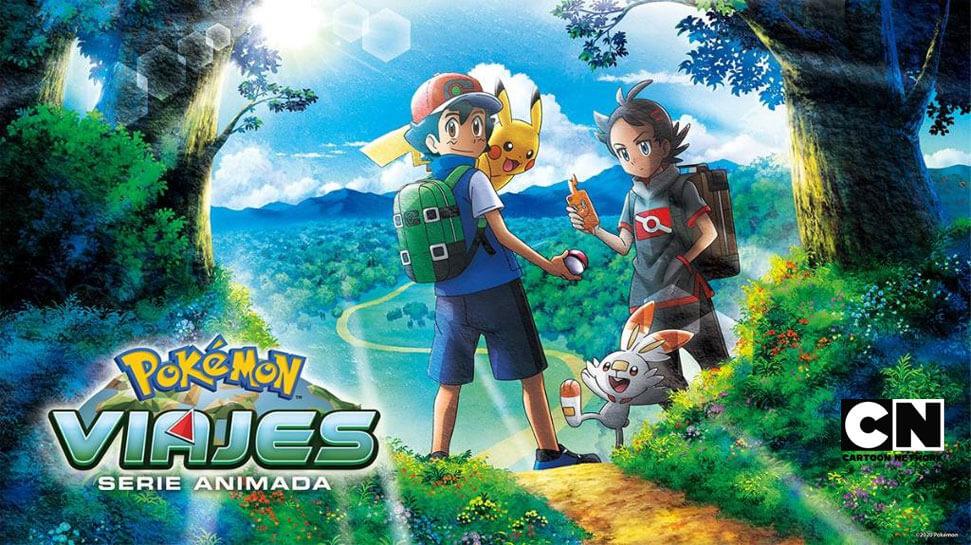 (Act) La Serie Pokémon Viajes se retrasa hasta el 5 de Octubre en Latinoamérica