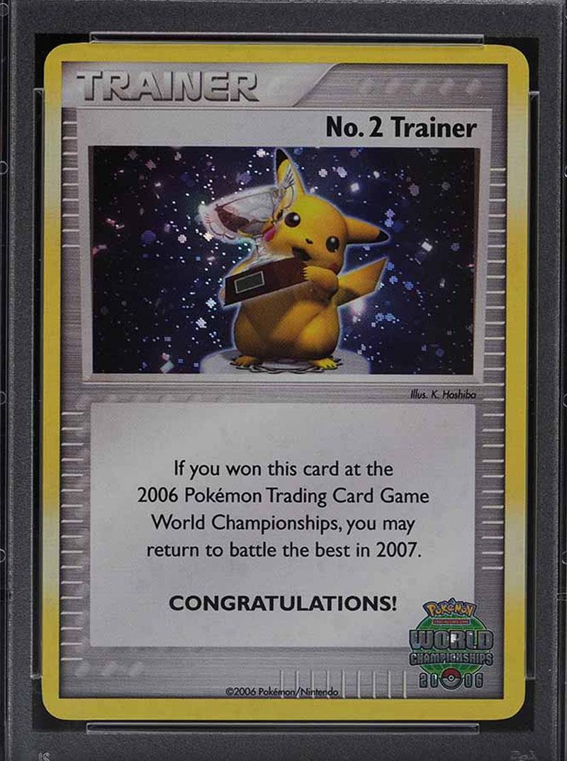 Carta Entrenador Pokémon