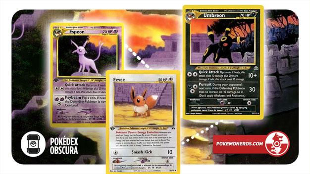 Pokémon JCC / TCG: Artes conectados en las cartas