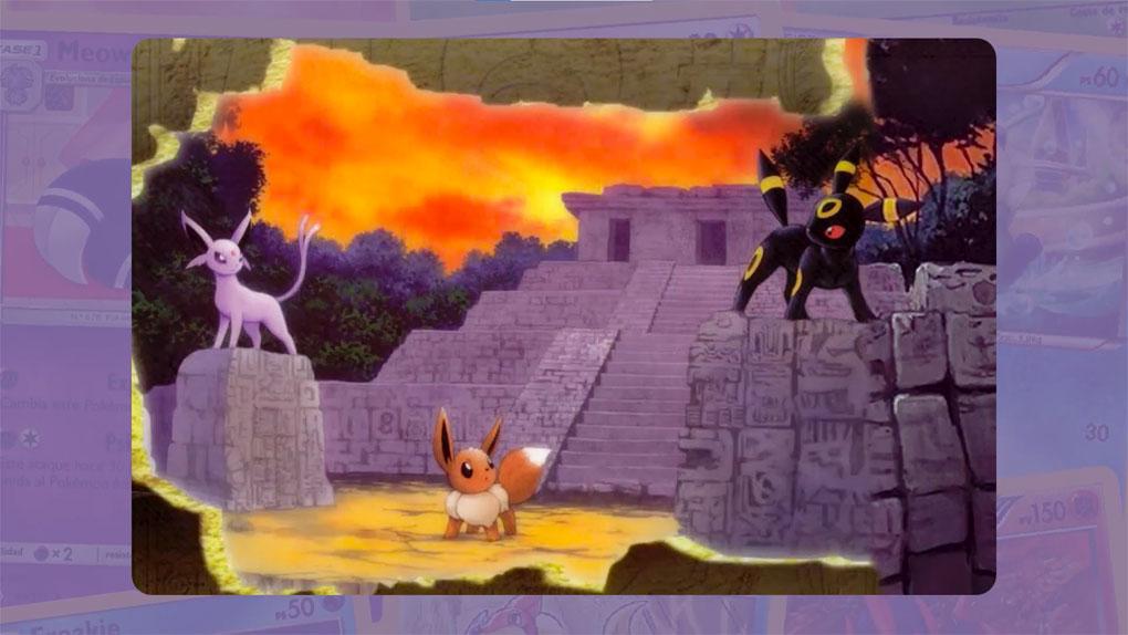 Pokémon JCC / TCG Arte Conectado