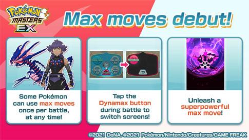 Pokémon Masters: Eternatus, Zamazenta y el Dinamax ya están disponibles