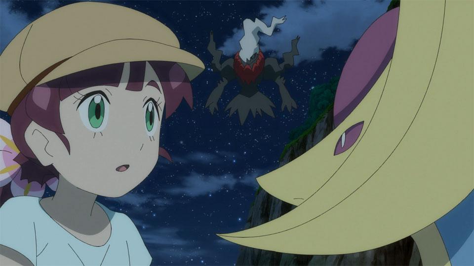 Pokémon Viajes 75 - Cresselia: La luz de la noche de verano
