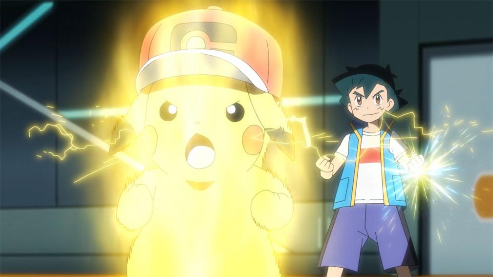 Información capítulos / episodios 77, 78, 79 y 80 del Anime Pokémon Viajes Maestros