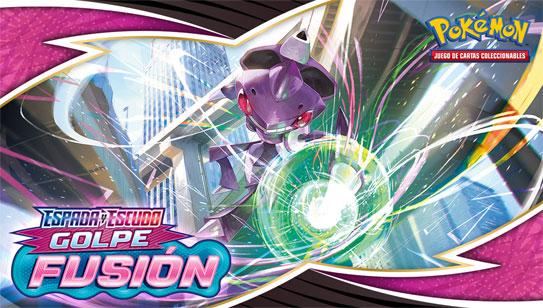 Pokémon JCC / TCG: La expansión Golpe Fusión es anunciada