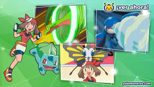 TV Pokémon Especial: ¡Hola, Hoenn!