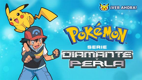 TV Pokémon: Llega la última temporada de la serie Diamante y Perla
