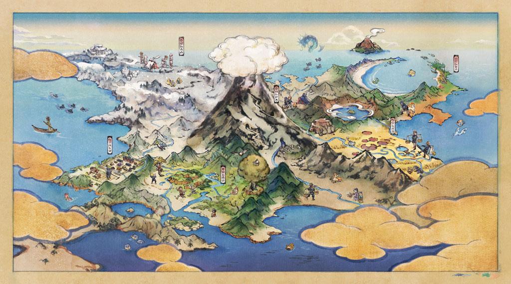 Nueva información Leyendas Pokémon: Arceus - Pokémon Presents 18/08