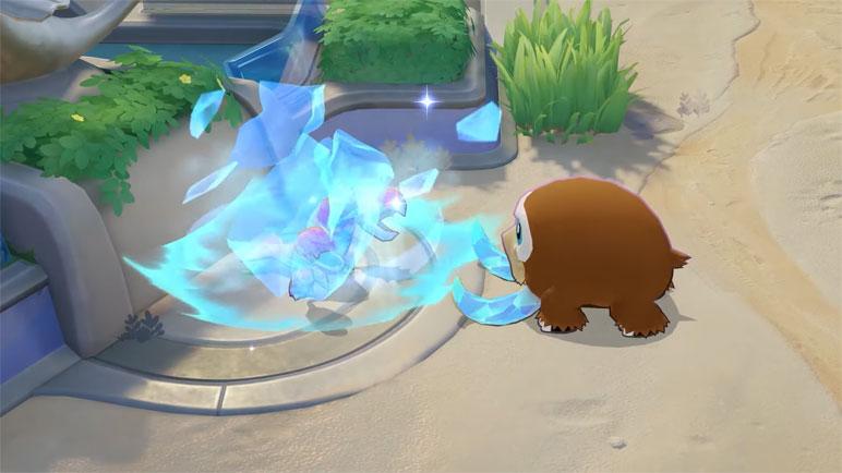 Mamoswine Pokémon UNITE