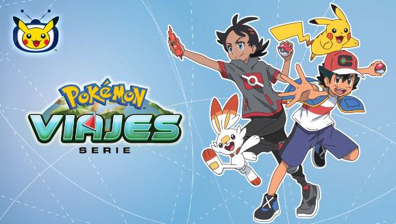 Pokémon Viajes llega a TV Pokémon