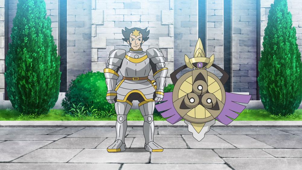 Capítulo 56 Anime Pokémon Viajes - ¡Alto Mando Tileo / Wikstrom! (Resumen)