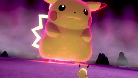Derrota a Pikachu Gigamax en Espada y Escudo para celebrar los 25 años de Pokémon