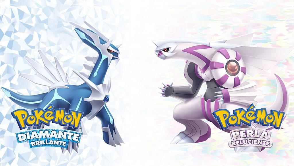 Pokémon Diamante Brillante y Perla Reluciente es Anunciado para Nintendo Switch