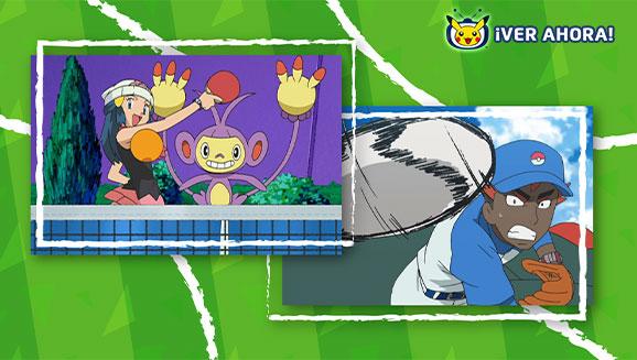 TV Pokémon: Especial velocidad, fortaleza y espíritu deportivo