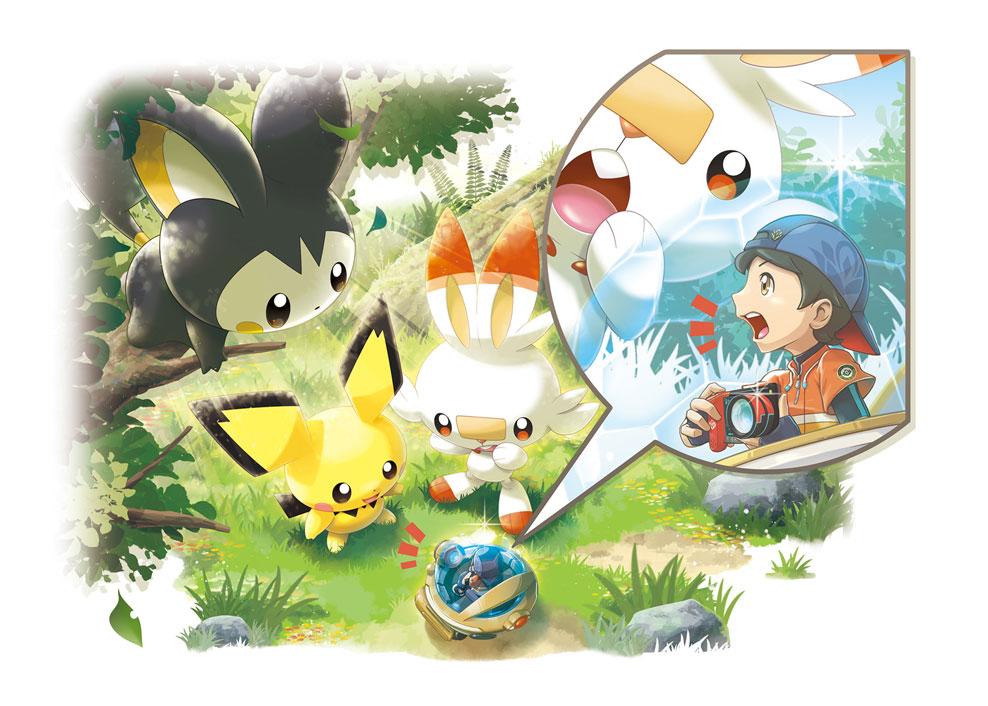 New Pokémon Snap tendrá DLC gratuito este 4 de Agosto