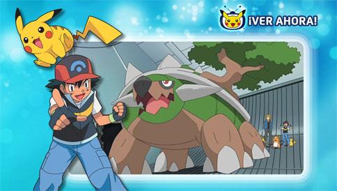 TV Pokémon: Especial los sensacionales primeros compañeros Pokémon de Sinnoh