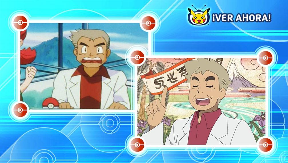 TV Pokémon: Especial el poeta Pokémon