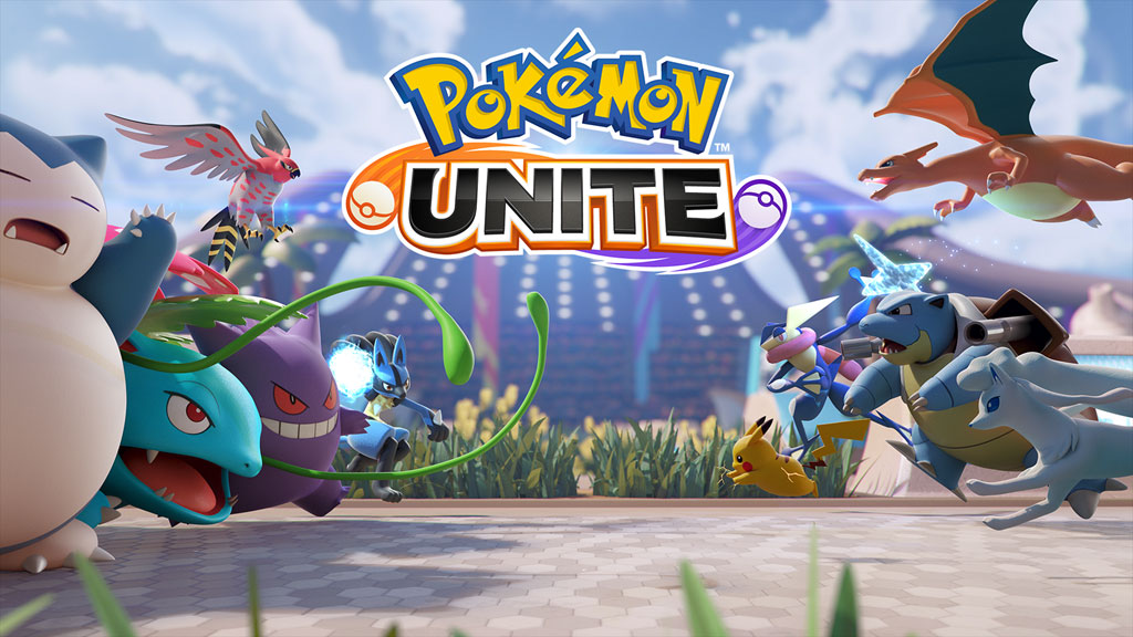Pokémon UNITE ya está disponible para Nintendo Switch