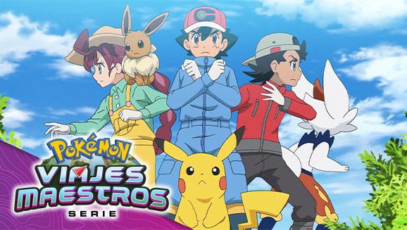 Pokémon Viajes Maestros llega a Netflix USA en Septiembre