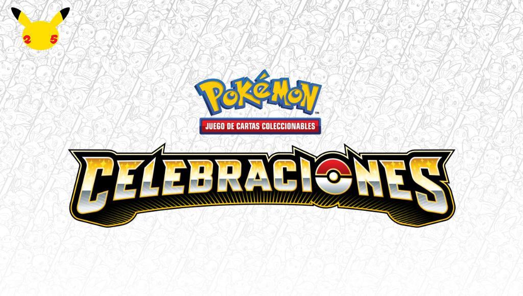 Pokémon celebra su aniversario 25 con la colección Celebraciones del JCC / TCG
