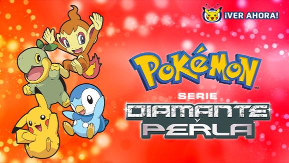 TV Pokémon: Llega la Segunda Temporada de Pokémon Diamante y Perla