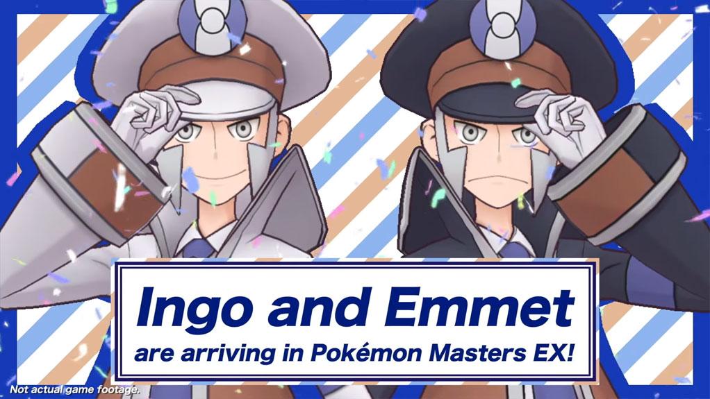 Pokémon Masters se actualiza a la versión 2.10.0