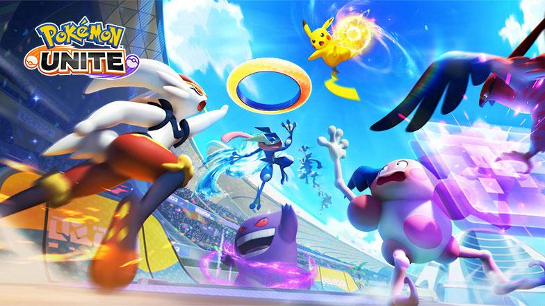 Pokémon UNITE llegará en Julio 2021 a Nintendo Switch