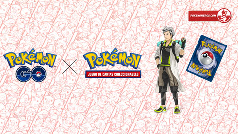 Pokémon GO anuncia colaboración con el JCC de Pokémon