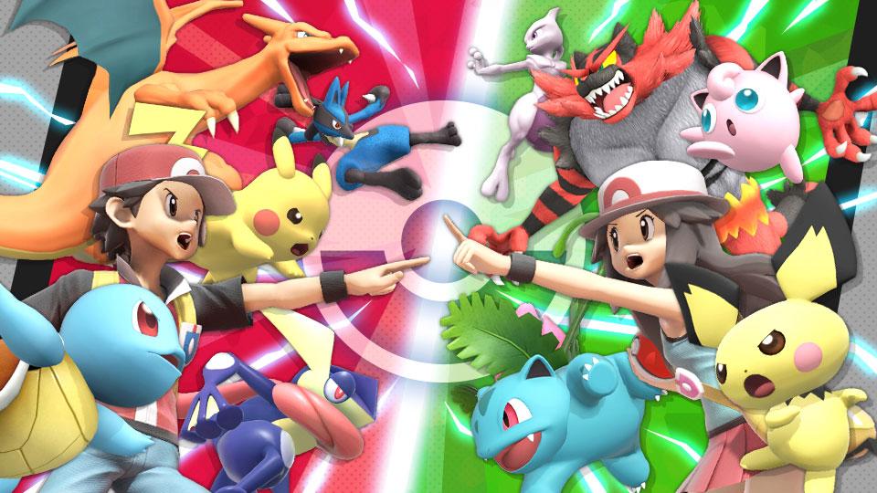 El próximo Torneo de Super Smash Bros Ultimate se centrará en Pokémon