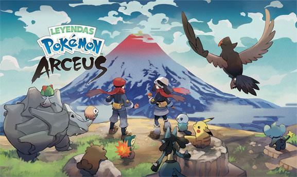 Se anuncia la fecha de lanzamiento de Pokémon Diamante Brillante, Perla Reluciente y Leyendas Pokémon Arceus
