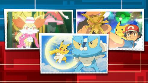 Disfruta del Especial Kalos es Noticia en TV Pokémon