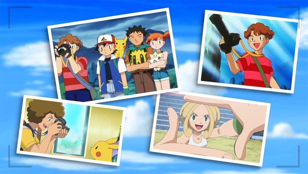 TV Pokémon celebra el lanzamiento de New Pokémon Snap