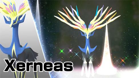 Xerneas y su Evento Leyendas de Luminalia X llegan a Pokémon GO